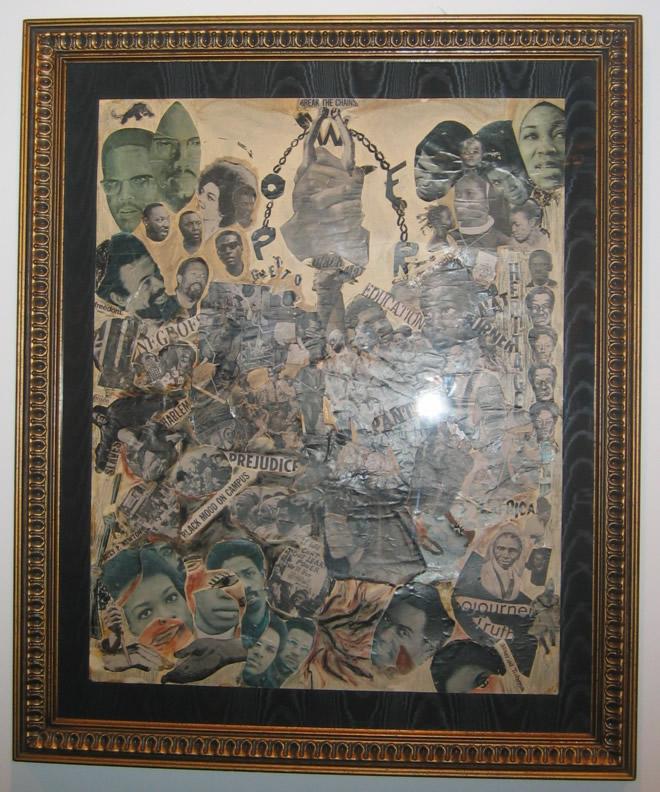 Black Power by Esmeralda M.A.