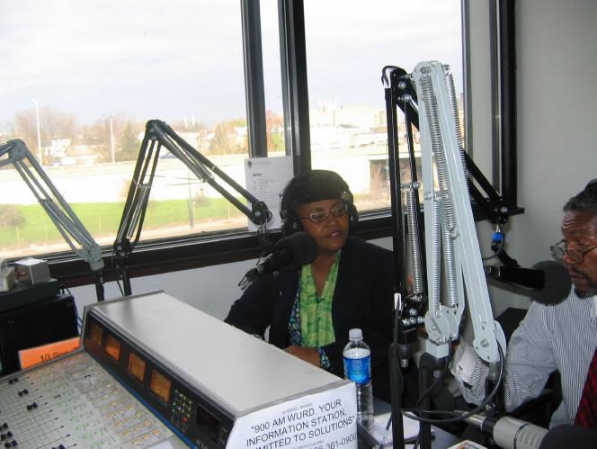 Open Line Radio Programme, Philadelphia, 2016
