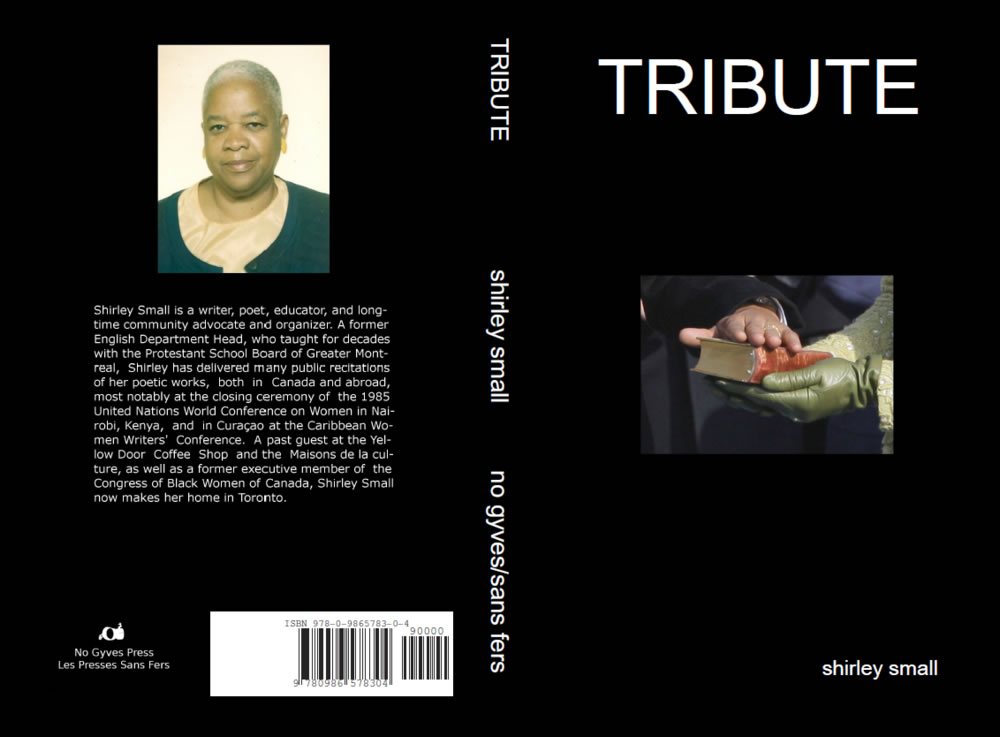 Tribute, by Shirley Small